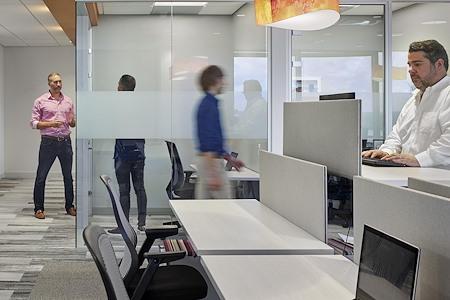 Pipeline Workspaces | Tampa - Dedicated Desk