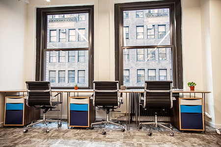 Primary-Penn Station - 3-Person Private Office