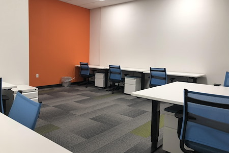 Z-Park Innovation Center Boston - 7 Desks Private Office-Room 113