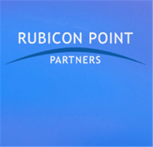 Logo of Rubicon Point   San Mateo Bay Center