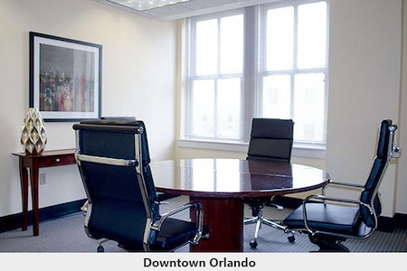ExecuSuites Downtown LLC - Small Meeting Room
