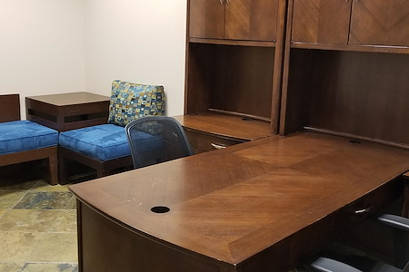 8929 Irvine Center Drive - Suite 201 - Executive Partner Desk for 2