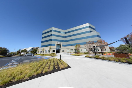 Rubicon Point | San Mateo Bay Center - Furnished Team Office - Suite 310