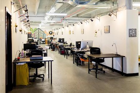 BrooklynWorks at 159 - Dedicated Desk