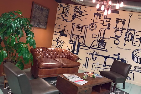 Edwin Jarvis CoWork Club - Coworking Monthly Open Seat