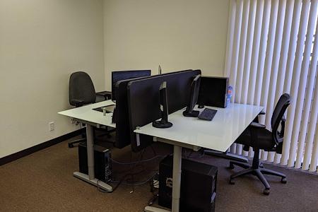Three Palms Media - Dedicated Desk 1