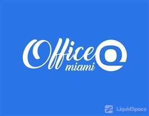 Logo of OfficeQ Miami