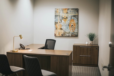 Executive Workspace @ Uptown - Office Express