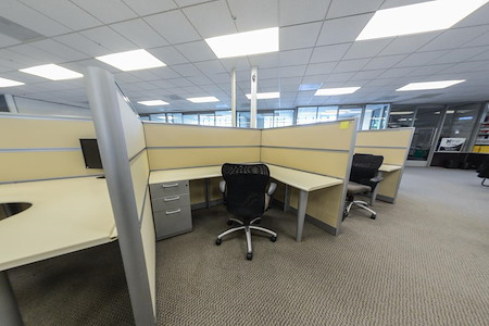 Silicon Valley Business Center - Dedicated Workstation