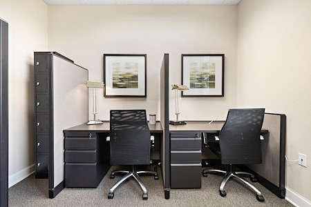 FIT Work Space Solutions - Desk 7