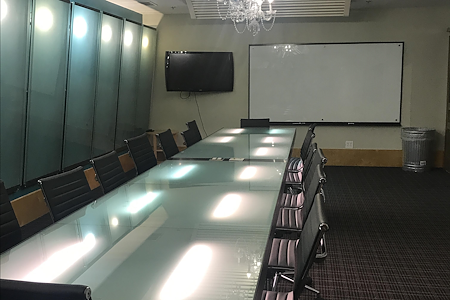 BB Designs - Conference room/ down