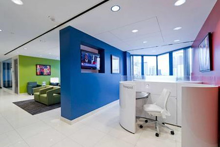 Regus- Landmark Square - Open Desk 1