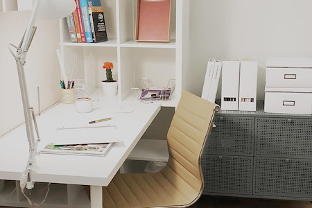 Beautiful Office Space To Share - Dedicated Desk
