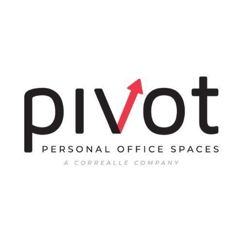 Logo of PIVOT Work Spaces - Catonsville