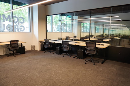 CommonGrounds Workplace | Fort Worth - Office 122