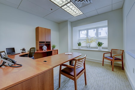 40West Coworking-Chestnut Hill - Suite 101 Office 4