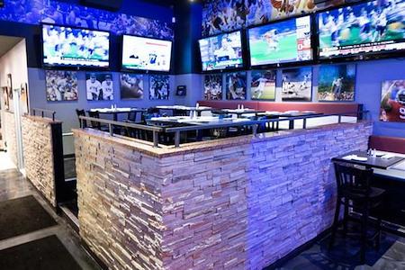 Promenade Bar and Grill - Rear Sky Box