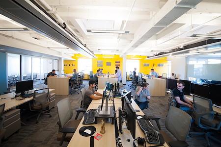 Workbar Cambridge - Dedicated Desk