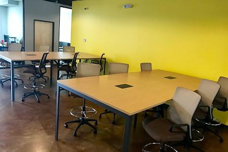 Venture X   Richardson - Shared Desk