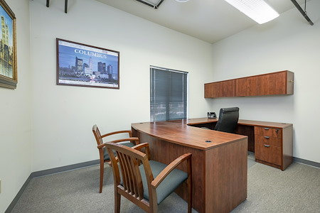 Worthington Space - Private Office