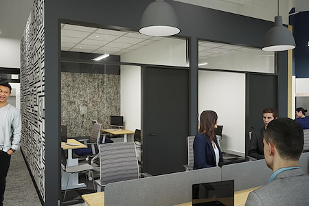 Staples Studio Somerville - Office D