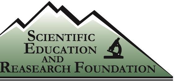 Logo of The Scientific Education and Research Foundation