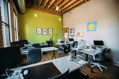 Fueled Collective – Minneapolis Northeast - Private Office in Arts District