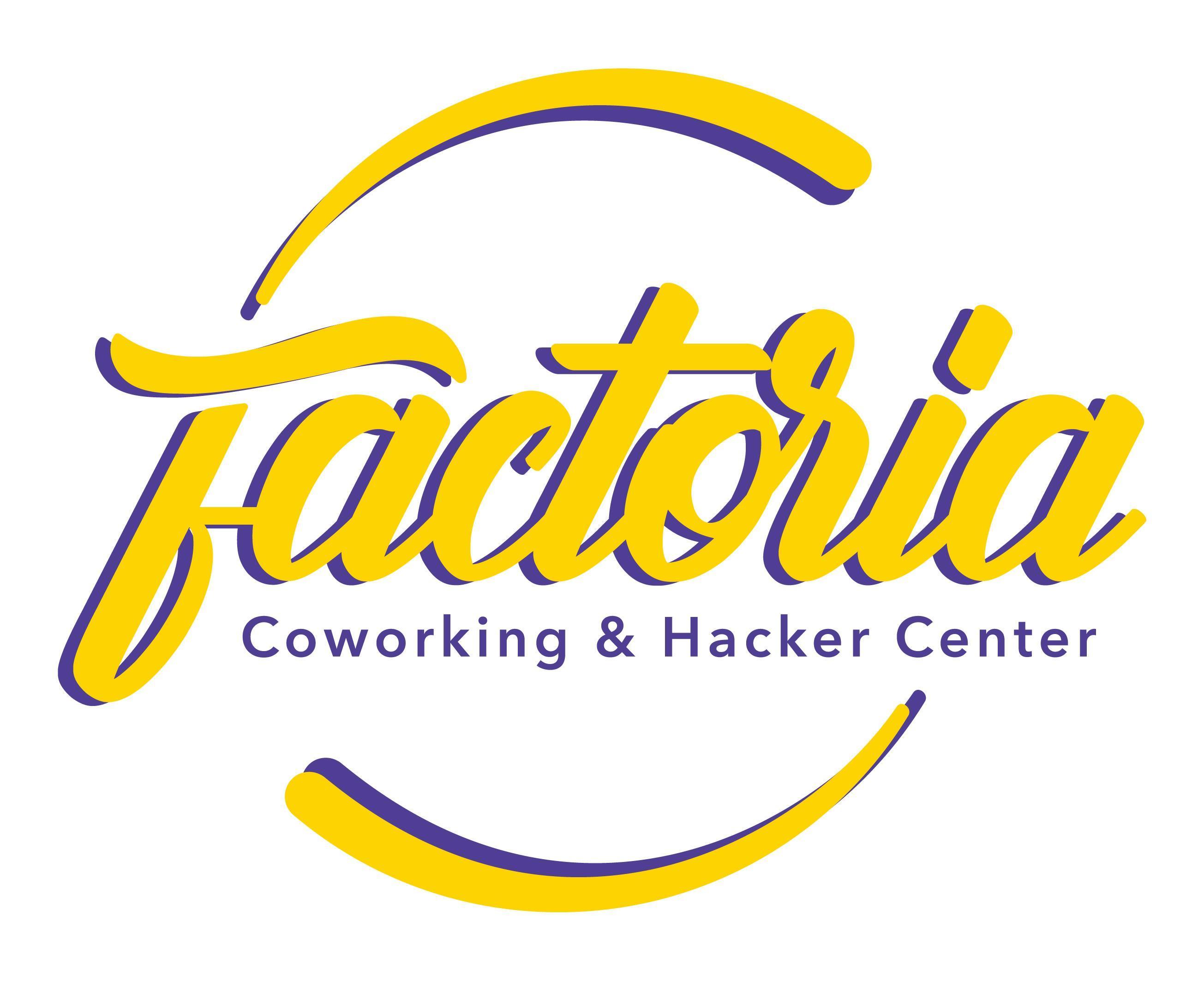 Logo of Factoría Coworking & Hacker Center
