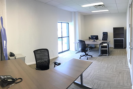 German American Chamber of Commerce of Atlanta - Office for 4 w/ Window
