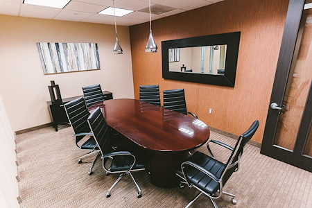 WORKSUITES   Preston Hollow - Conference Room 3