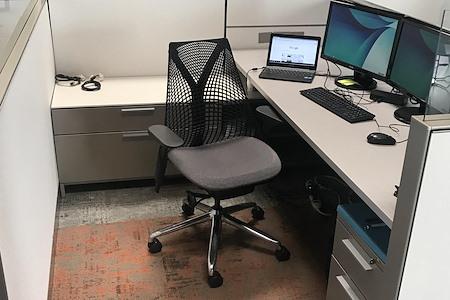 American Capital Corporation - Dedicated Desk 1