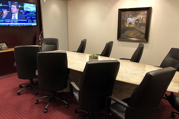 Servcorp Washington DC 1717 Pennsylvania Ave - Executive Boardroom 10 people
