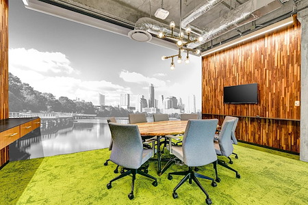 TechSpace - Austin - Travis County Conference Room