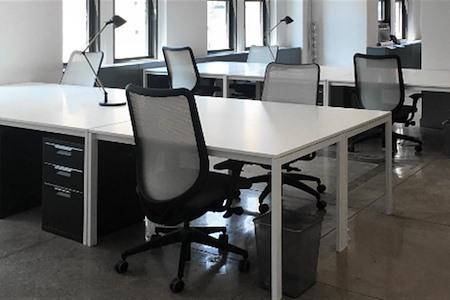 Team Space in FiDi - Dedicated Desk
