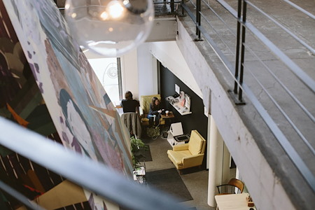 TechArtista - Virtual Office