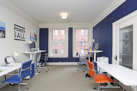 Geary Street at Market - Private Office Suite