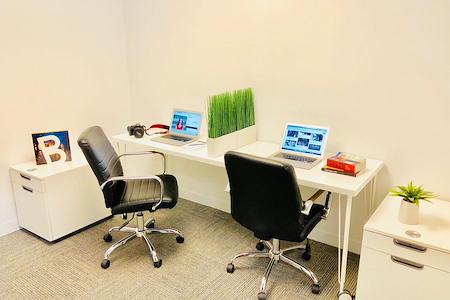 BeOffice | URBAN WORKSPACES - Monthly Interior Day Office