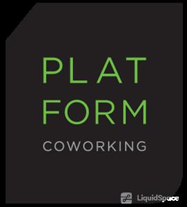 Logo of Platform Coworking Ravenswood