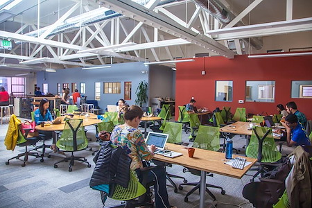 Impact Hub San Francisco - Coworking Day-Pass