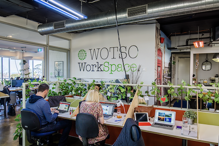 WOTSO Workspace Neutral Bay - Hot Desk