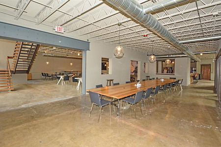 The Hatch - Open CoWork Space