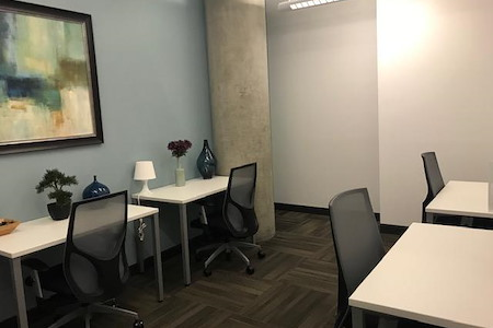 Regus   Showplace Square - Dedicated Desk 1