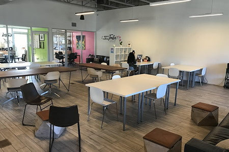 Space Called Tribe Co-Work and Urban Innovations Lab - Tribe Co-Work Day Pass