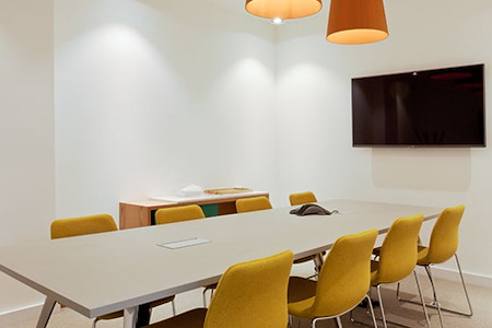 Regus | London, Oxford Street - Dedicated Desk