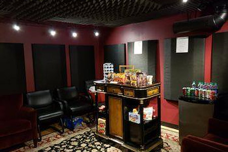 Heart of the City Music Factory - Studio Room