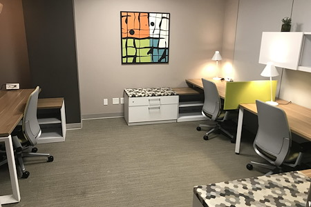 Worklab by Custer - Team Suite 114