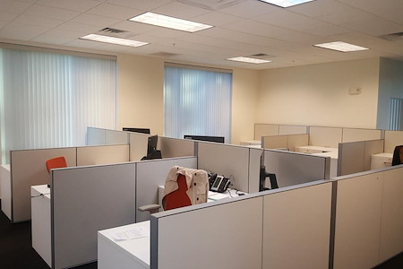 Gate Parkway - Dedicated Desk 1
