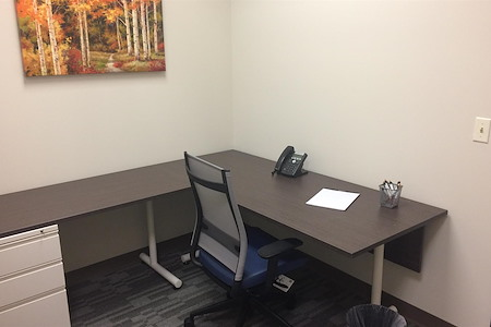 Office Evolution - Hackensack - Private Office - Internal