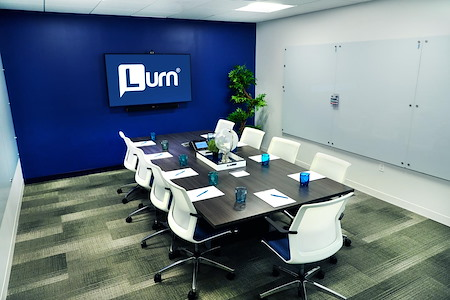 Lurn, Inc - Private Meeting Room for 12