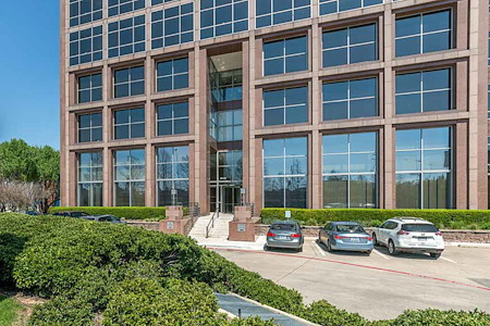 Glass Suites - Office Space for 4
